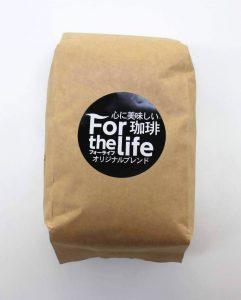 フォーライフブレンド(豆/粉)500g
